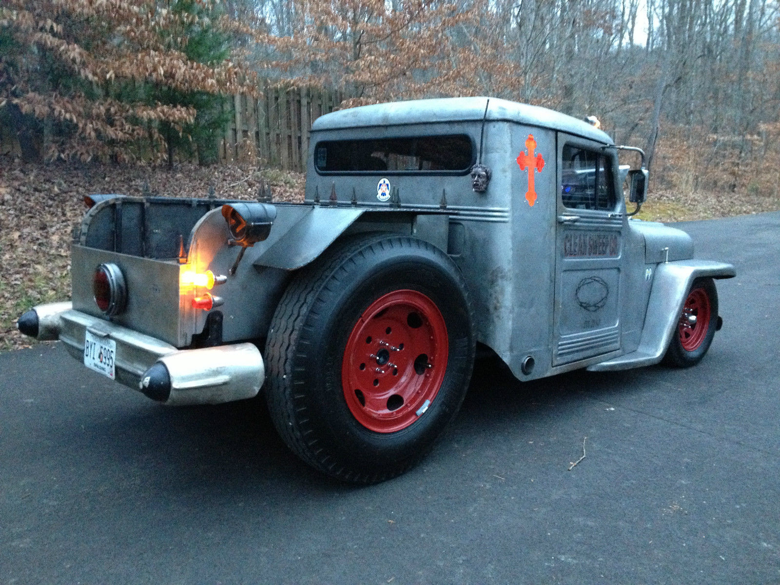 1959 Rat Rod Willys for sale