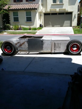 1929 Chevy Roadster Project rad rod for sale