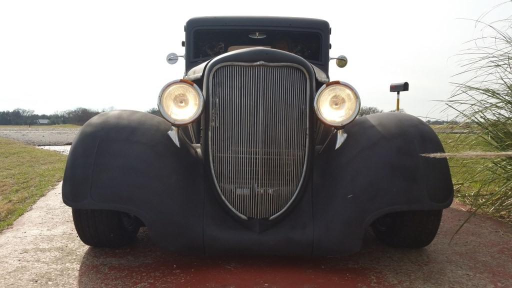 1934 Plymouth 5 Window Hot Rod Coupe