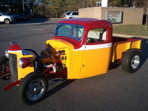 1938 GMC Pickup Redskins Hot Rod for sale