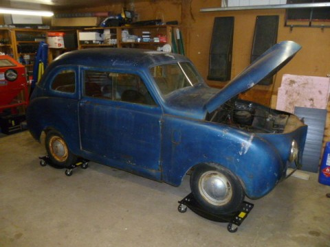 1947 Crosley Coupe cc hot rod rat rod for sale