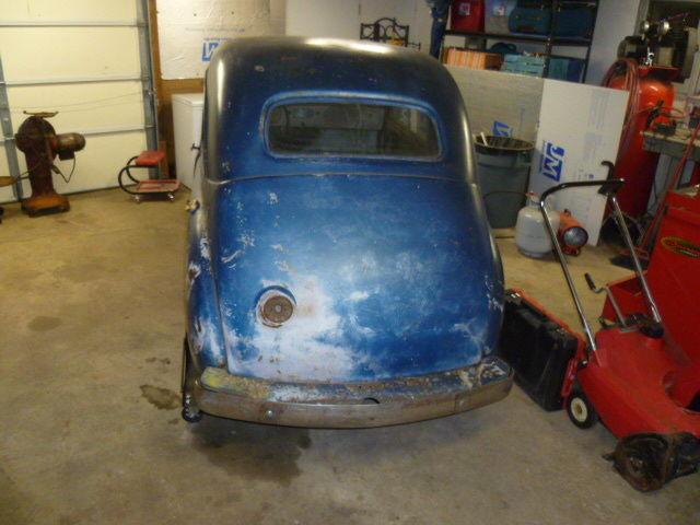 1947 Crosley Coupe Cc Hot Rod Rat Rod For Sale