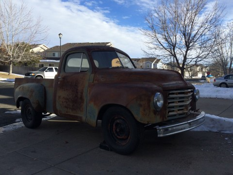 1950 Studebaker 2R5 Pick up Truck Hot Rod for sale