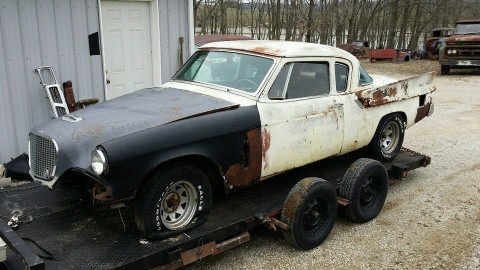 1959 Studebaker Silver hawk rat rod hot rod for sale