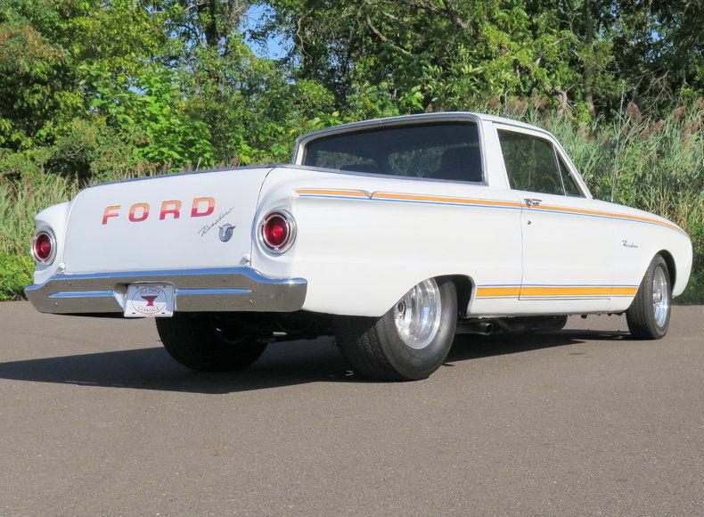 1960 Ford Ranchero Restomod For Sale
