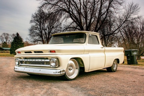 1964 Chevrolet C-10 air ride hot rod for sale