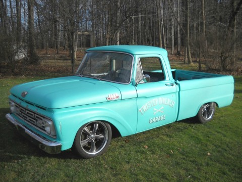 1964 Ford F-100 Restomod for sale