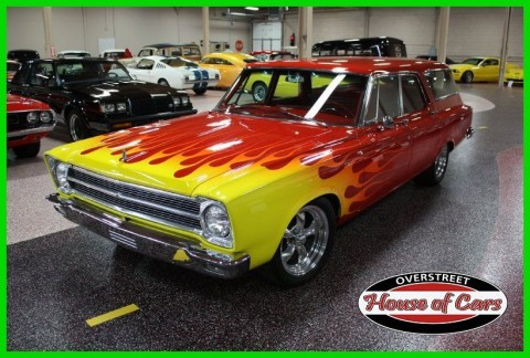 1965 Plymouth Belvedere Wagon for sale
