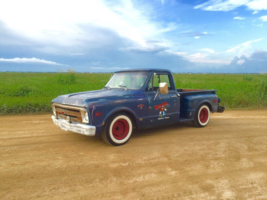 1968 Chevy C10 Truck For Sale Save Our Oceans Pickup