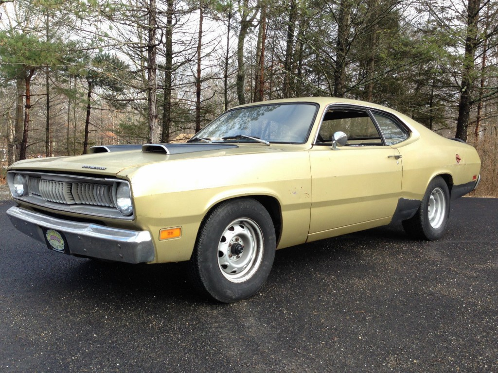 1970 Plymouth Duster 360 V8 Built Hot Rod
