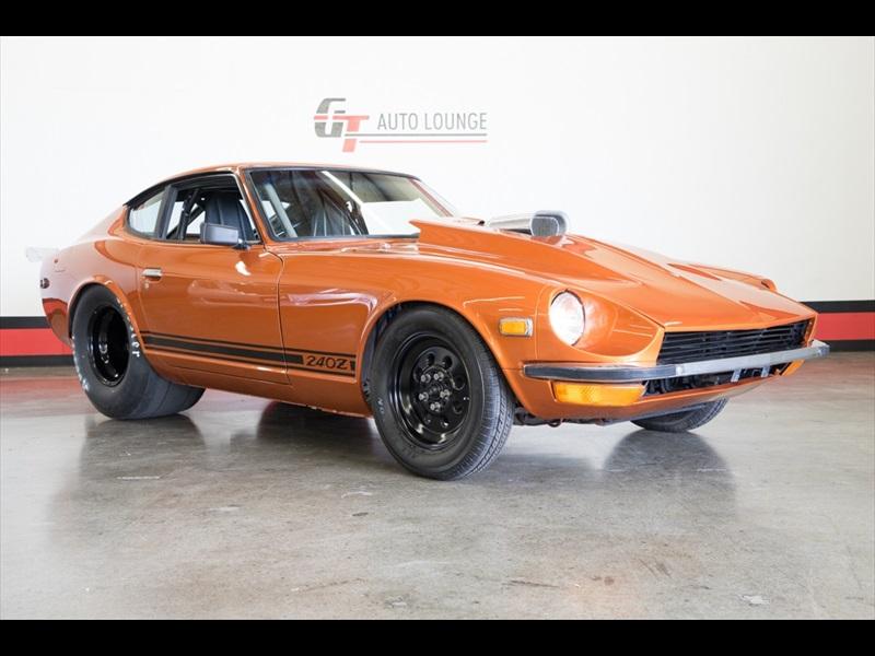 1973 Datsun 240z Pro Street Drag Strip For Sale
