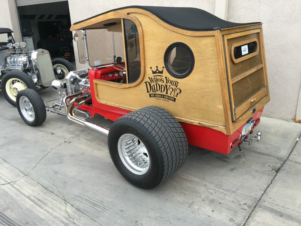 1917 Ford Woody Hot Rod for sale
