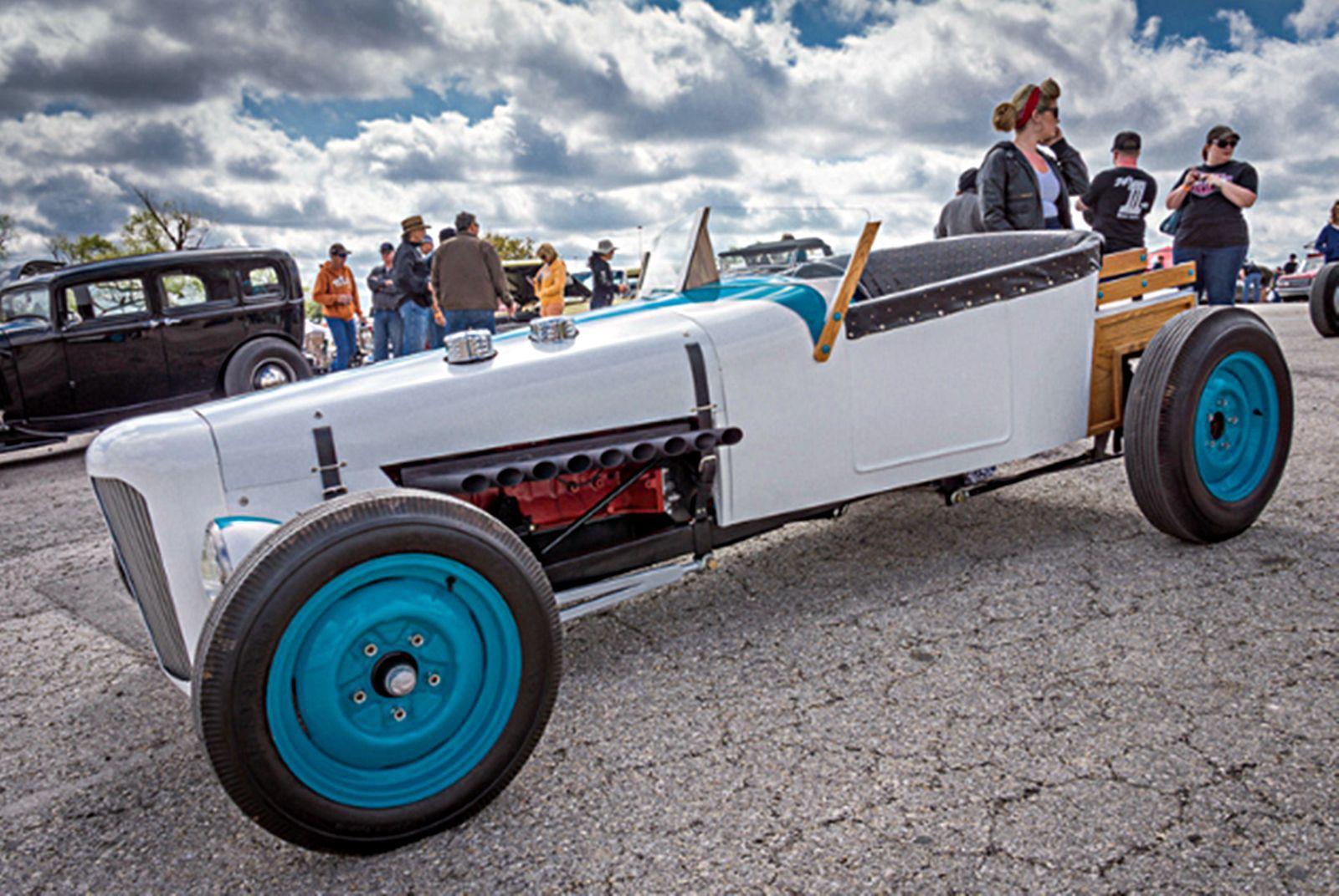 1927 Custom Roadster Hotrod Ratrod For Sale