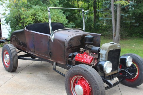 1927 Ford Model T original hot rod for sale