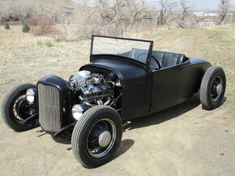 1928 Ford Model A Roadster Hot Rod for sale