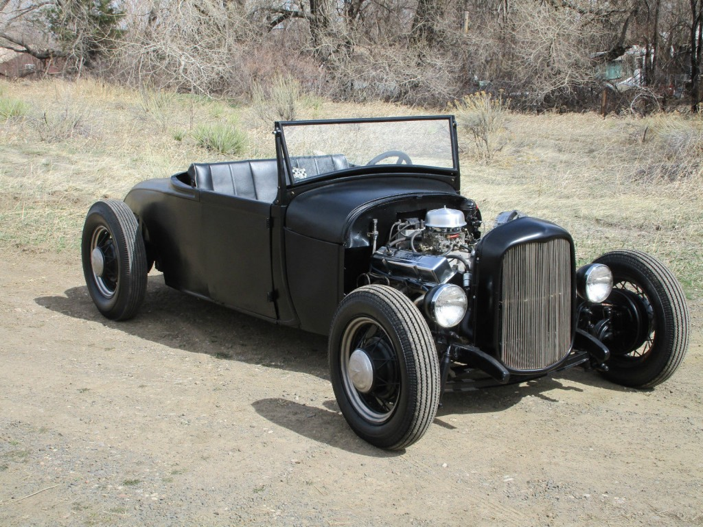 Hot Rod Cable : Ford model a roadster hot rod for sale