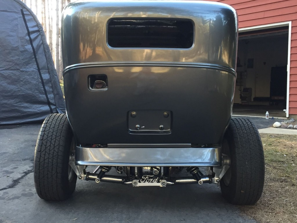 1930 Ford Model A Highboy Hot Rod Project For Sale