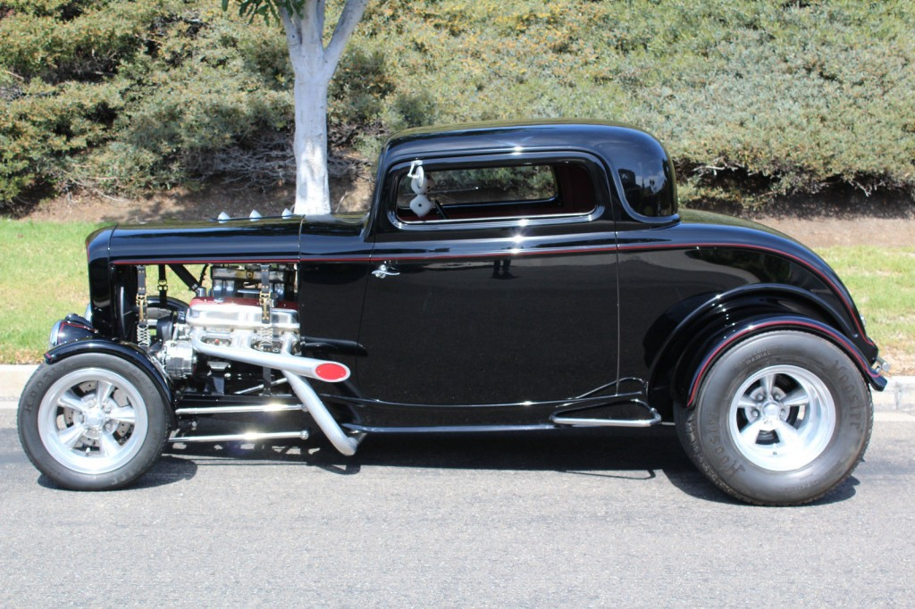 1932 ford 3 window high boy coupe for sale for 1932 ford three window coupe for sale