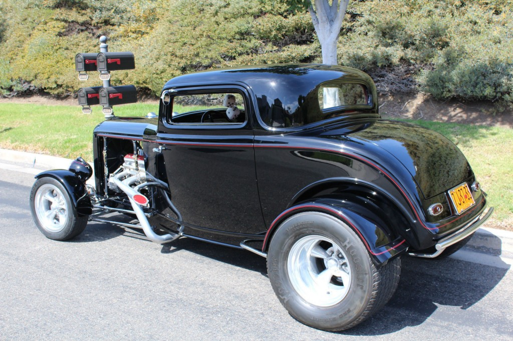 1932 ford 3 window high boy coupe for sale for 1932 ford 3 window for sale