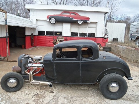 1932 Ford Coupe Hot Rod for sale