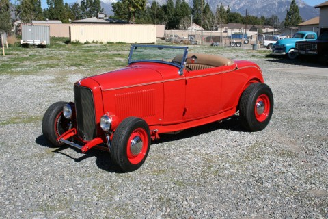 1932 Ford Roadster Real Original Henry Steel Body Hot Rod for sale