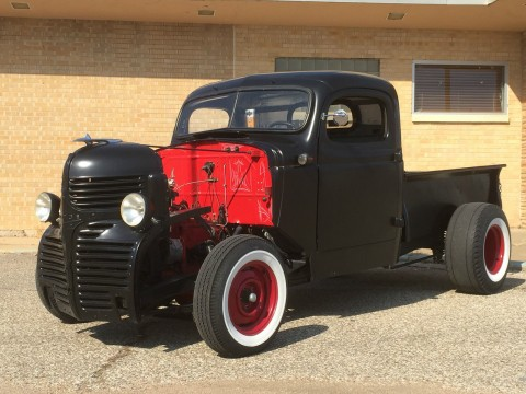 1945 Dodge hot rod Pickup Truck Custom Turbo five Speed Suicide Doors for sale
