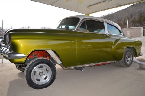 1954 Chevy Bel Air Gasser/Hot Rot Project for sale