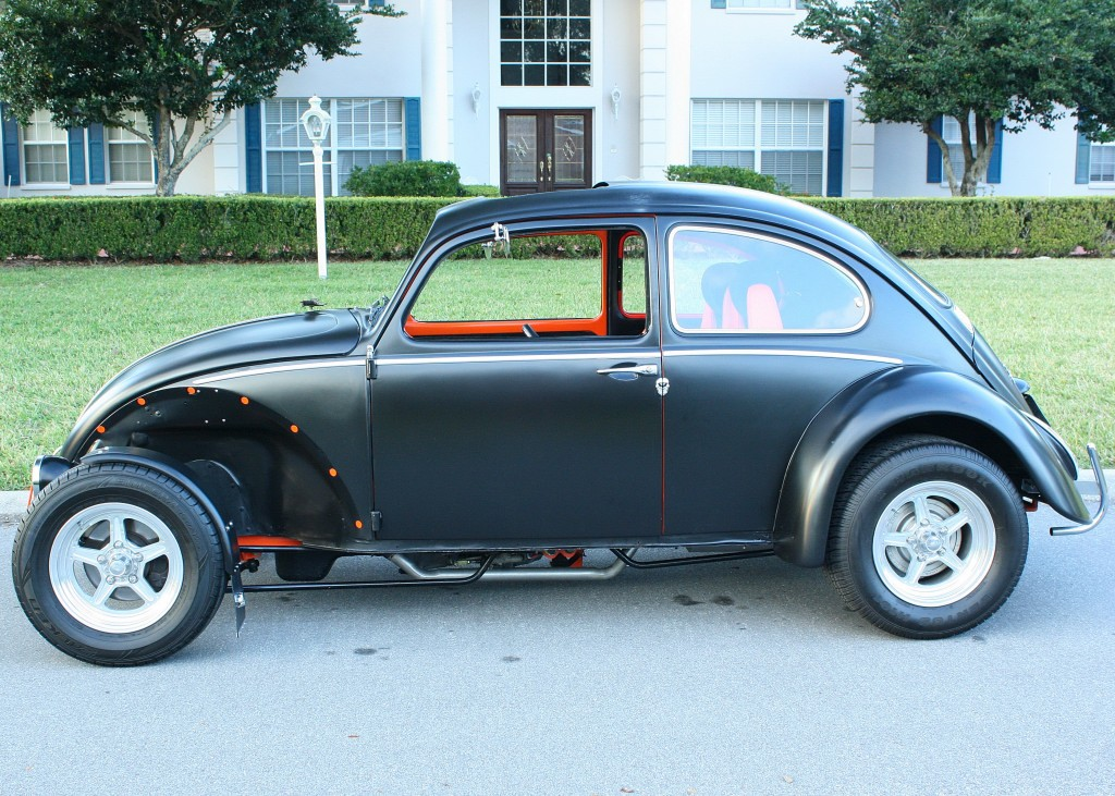 1966 volkswagen beetle classic hotrod toyota conversion