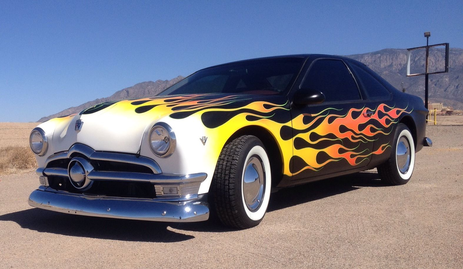 1996 Ford Thunderbird Lx Custom Hot Rod For Sale