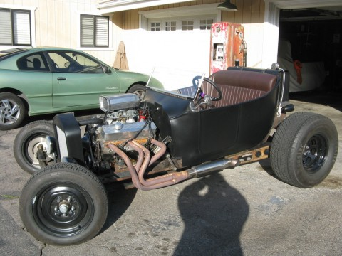 1923 Ford Model T Bucket Roadster Street Rod for sale