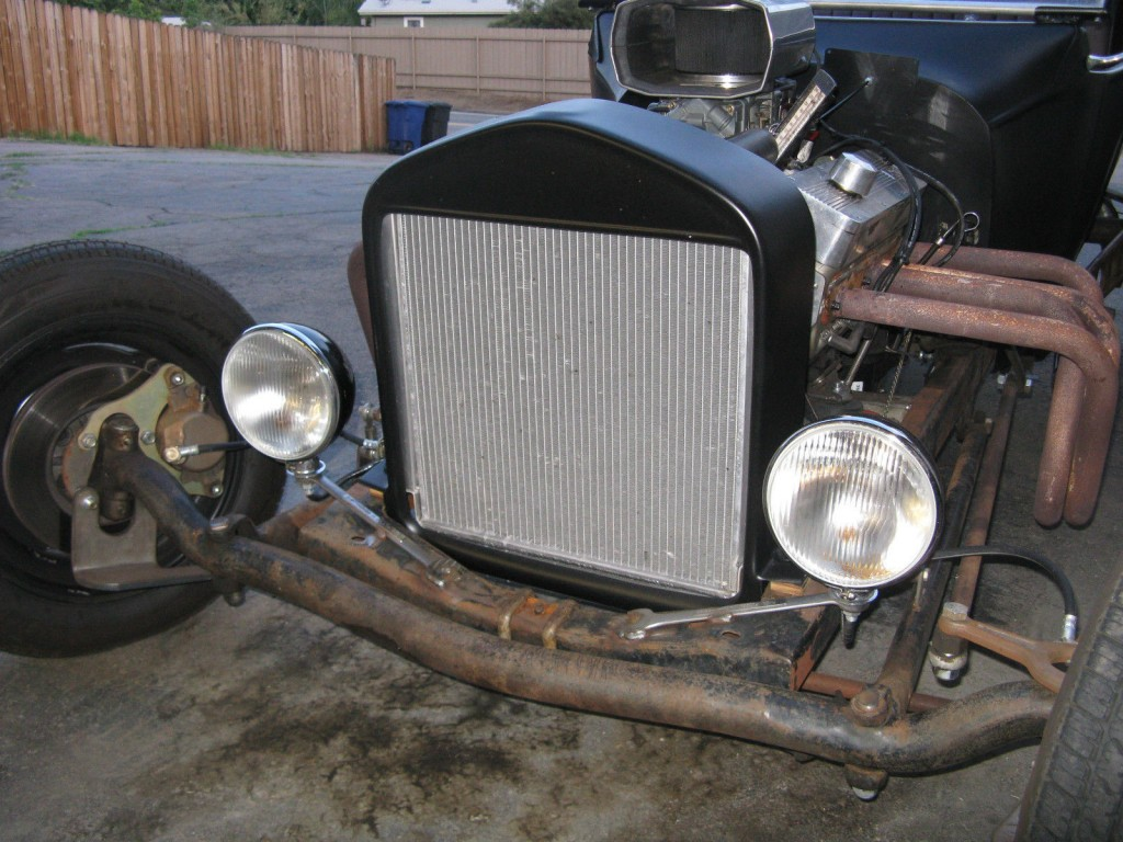 1923 Ford Model T Bucket Roadster Street Rod