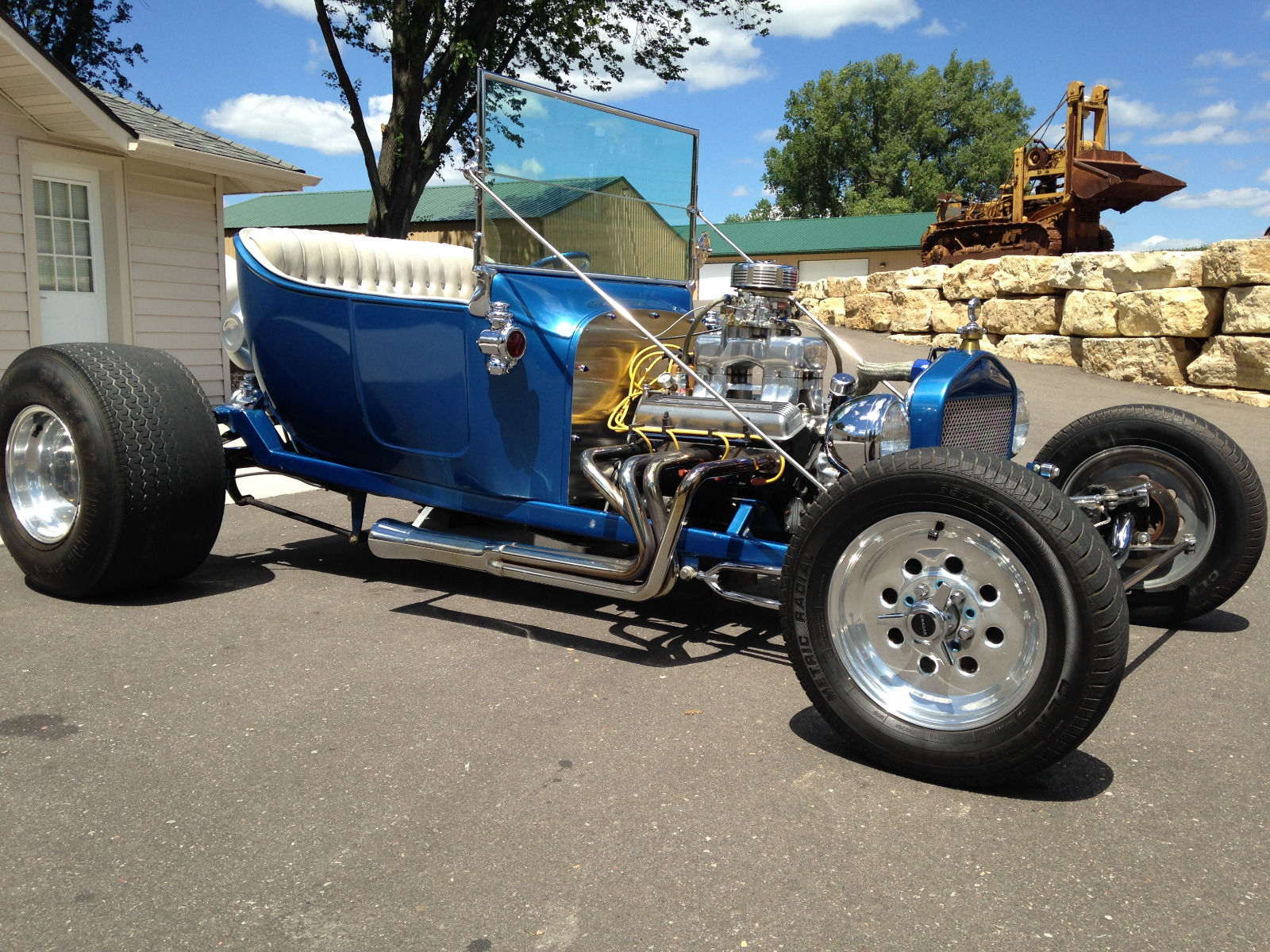 1923 Ford T Bucket Hot Rod Roadster For Sale