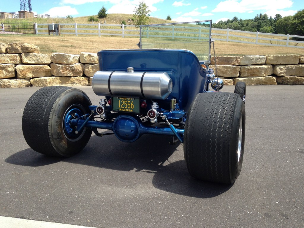 1923 Ford T Bucket Hot Rod Roadster