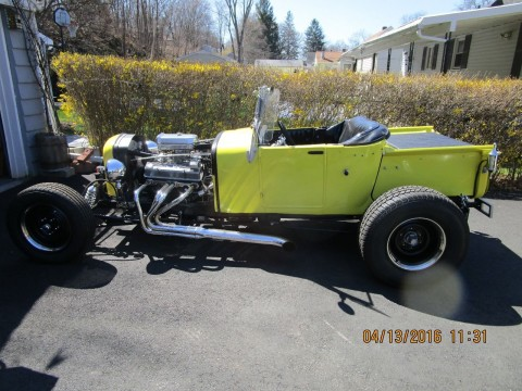 1927 All Steel Ford Roadster Hot Rod Old School Pickup for sale