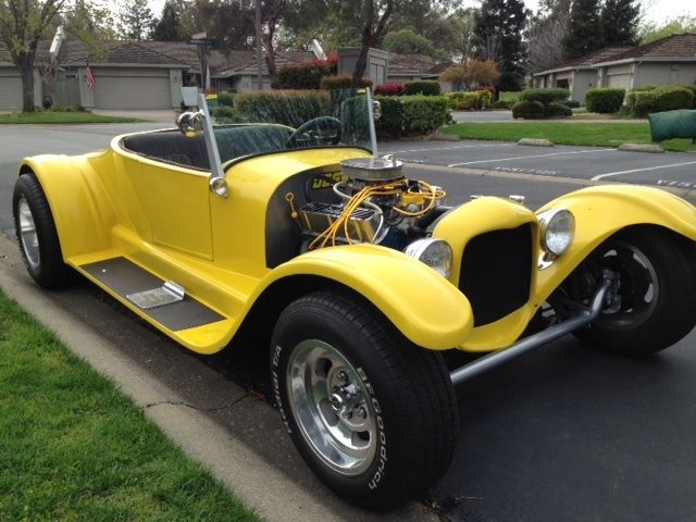 1928 Ford Model A Custom Roadster Hot Rod