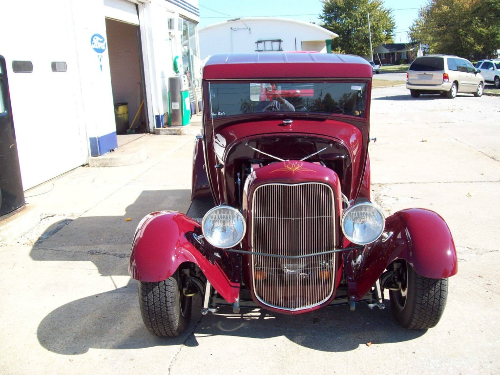 1929 Ford Model A Extended Cab Pickup Hot Rod