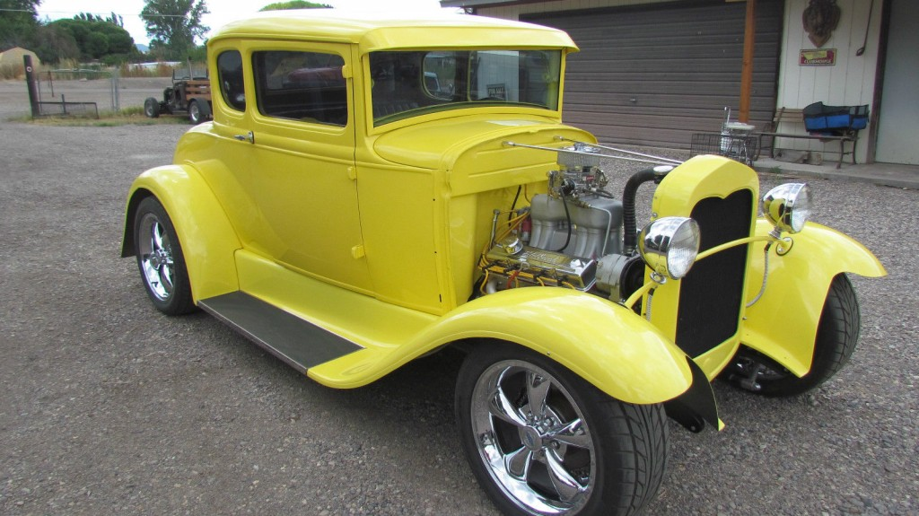 1930 ford model a 5 window coupe hot rod for sale for 1930 ford 5 window coupe for sale