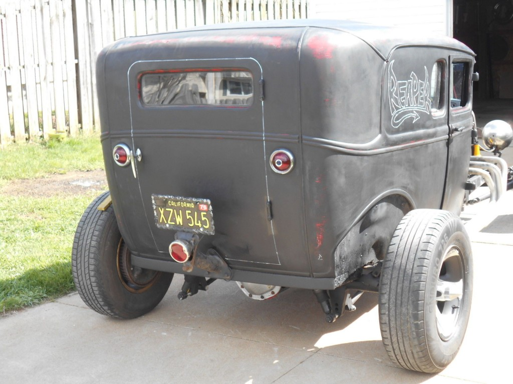1930 Ford Model A Sedan delivery hot rod for sale