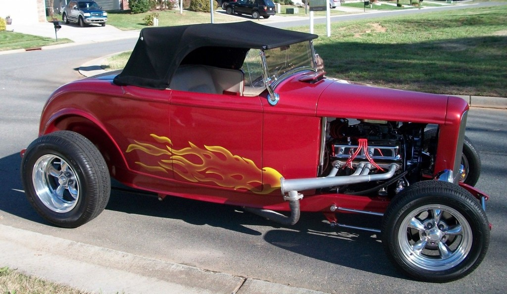 1932 ford hot rod highboy roadster for sale. Black Bedroom Furniture Sets. Home Design Ideas