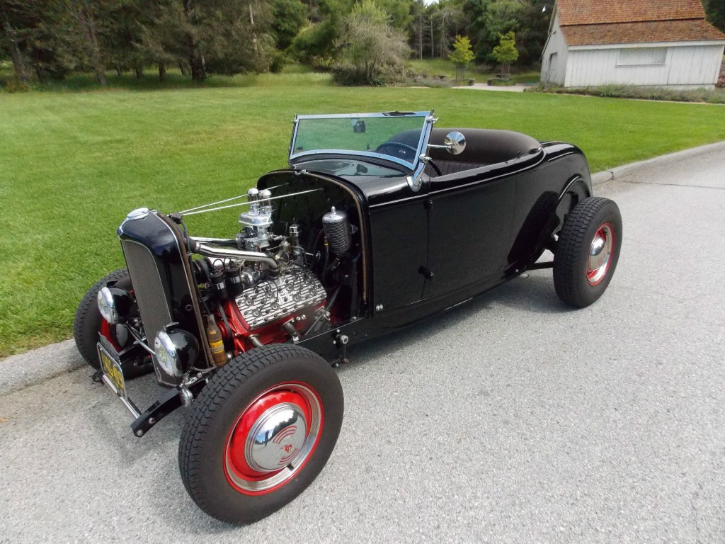 Ford Roadster V Hot Rod S Style For Sale X