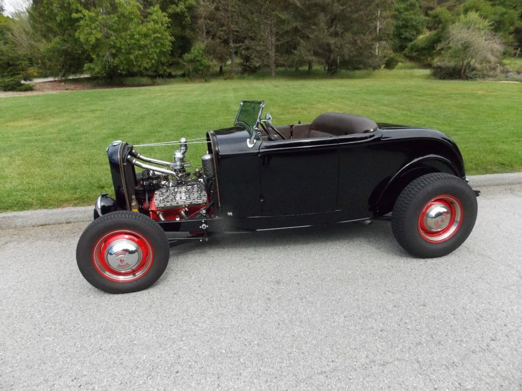 1932 Ford Roadster V8 Hot Rod 1940 S Style For Sale