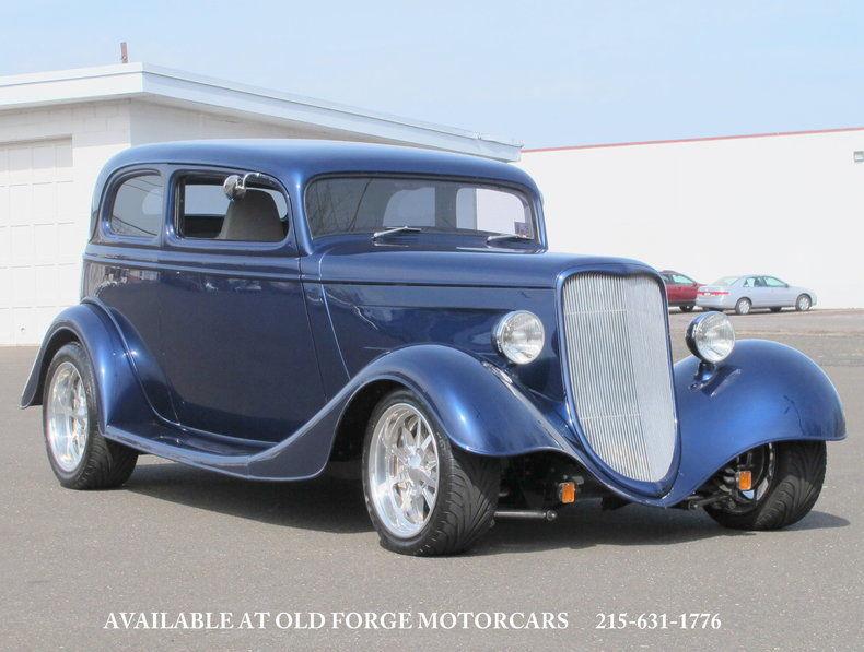 1933 Ford Tudor Street Rod Hot Rod