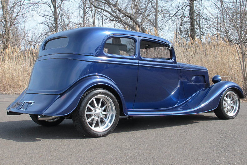 1933 Ford Tudor Street Rod Hot Rod