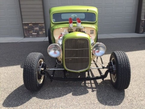 1935 Ford Pickup Hot rod Hemi for sale