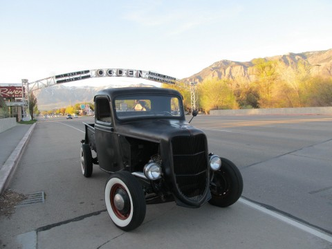 1936 Ford Pickup Flathead V8 Vintage Hotrod for sale