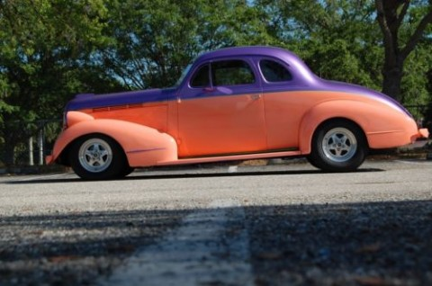 1937 Pontiac Coupe Street Rod 350 Hot Rod for sale