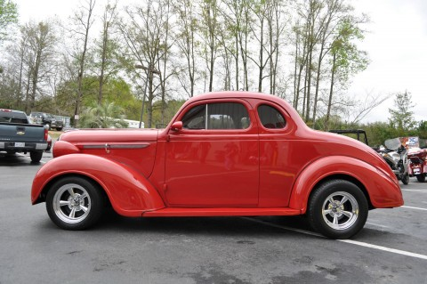 1938 Plymouth Business Coupe Street Rod, Hot Rod, Rat Rod for sale