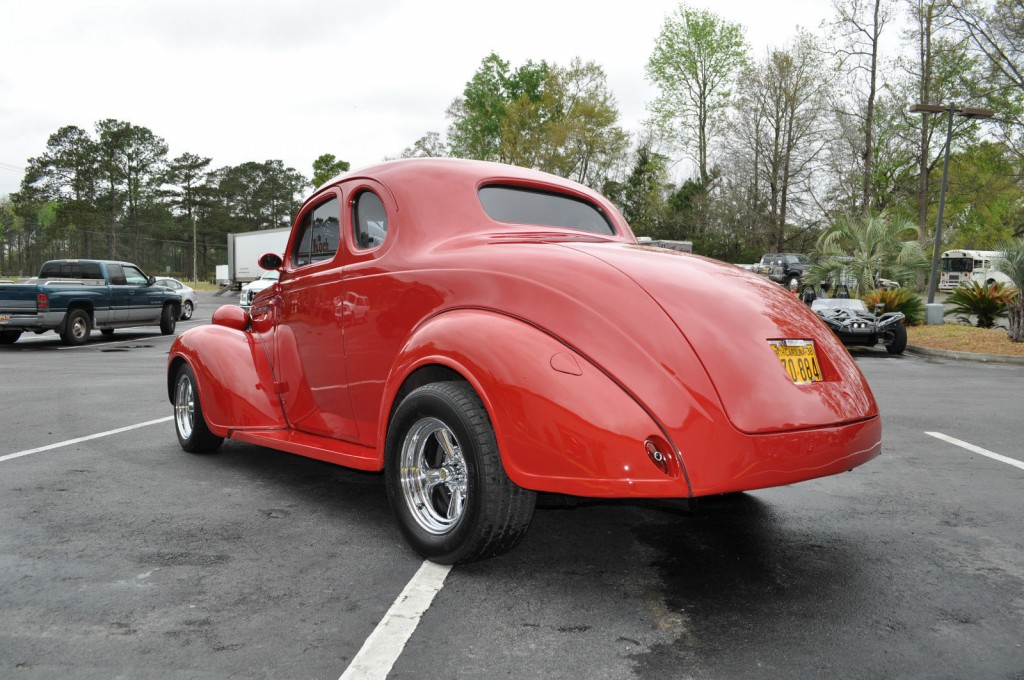 1938 Plymouth Business Coupe Street Rod, Hot Rod, Rat Rod