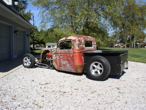 1941 Ford Pickup Hot Rod Studebaker V8 for sale
