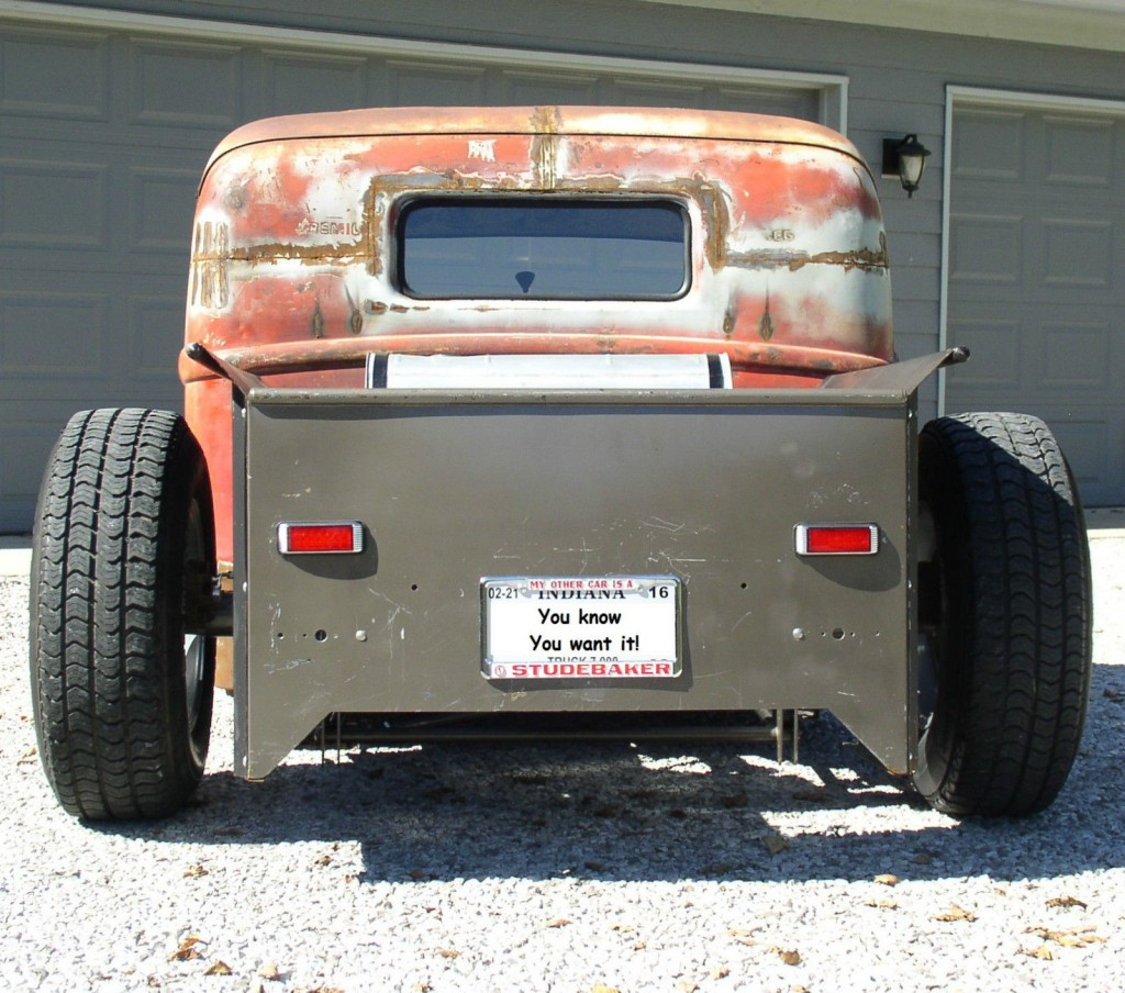 1941 Ford Pickup Hot Rod Studebaker V8